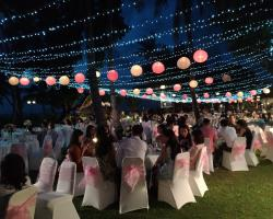 List bali wedding reception package