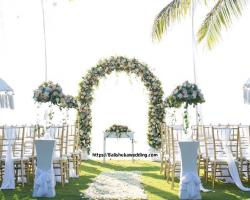 The patra Bali wedding