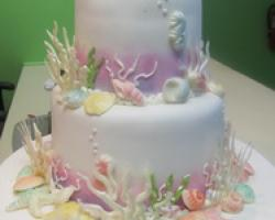 Bali wedding cake 212 - chocolate land