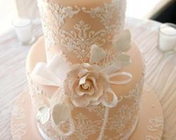 Bali wedding cake 2L - Chocolate Land