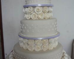 Bali wedding cake 3B2- chocolate land