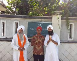 Sikh wedding with BABAJE