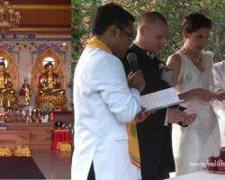 Buddhist wedding package
