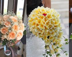 hand Bouquet option