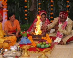 Abhnil and Kirtika wedding