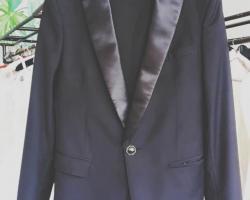 Tuxedo Bali wedding