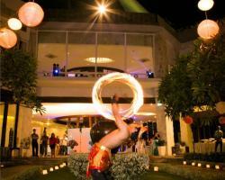 Wahyu Modern Fire Dance