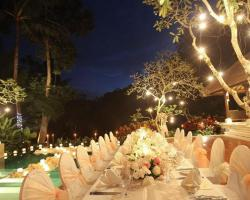 Wedding Reception royal villa