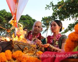 Hiten - Niken Indian wedding patrajasa resort