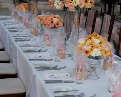 long table flower centerpiece option II