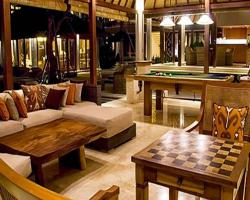 pool table awani villa