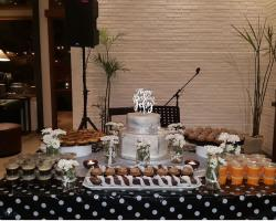 sweet corner wedding party