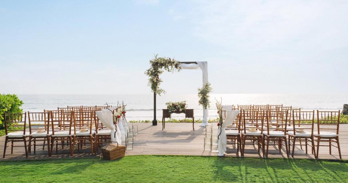 Alila Seminyak - Bali Wedding Venue