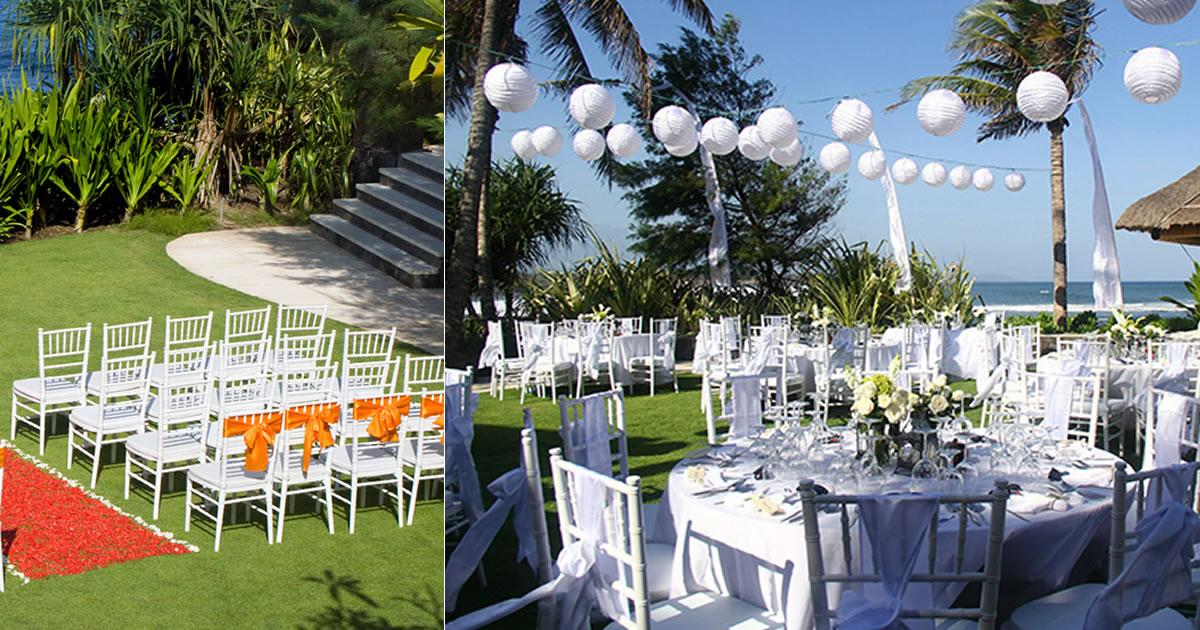 Bali Private villas wedding