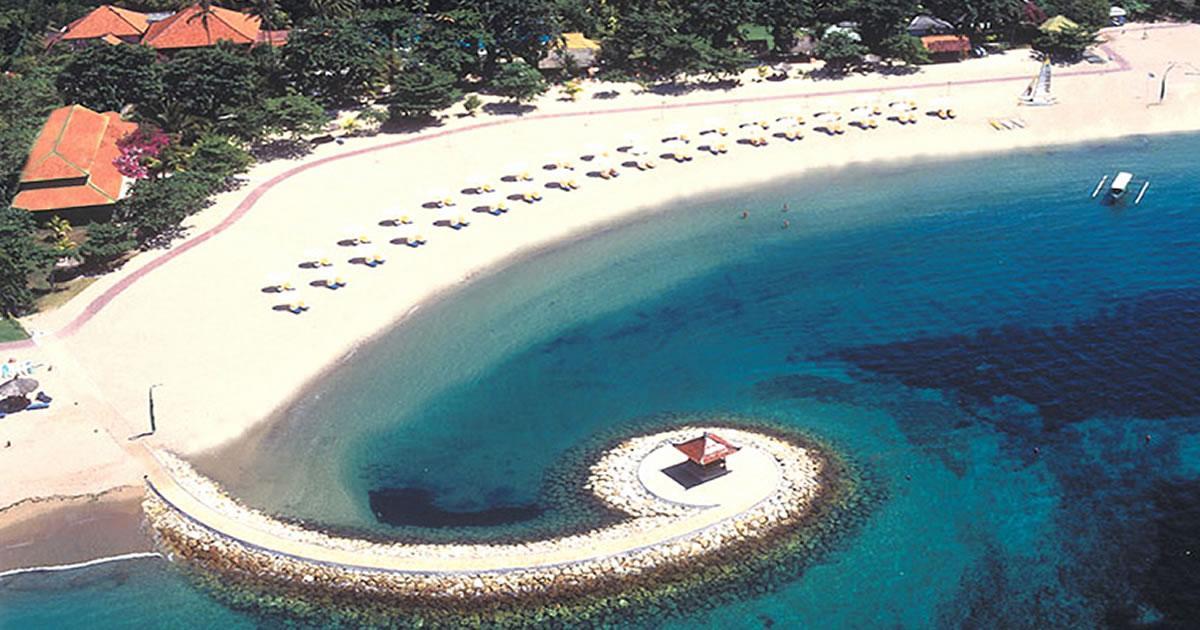 Bali tropic Beach -Bali Wedding Venue