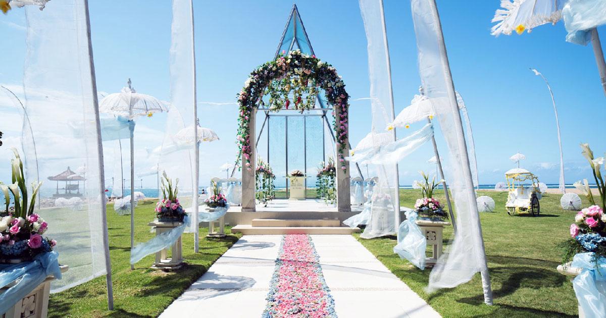 Ocean breeze chapel - grand mirage