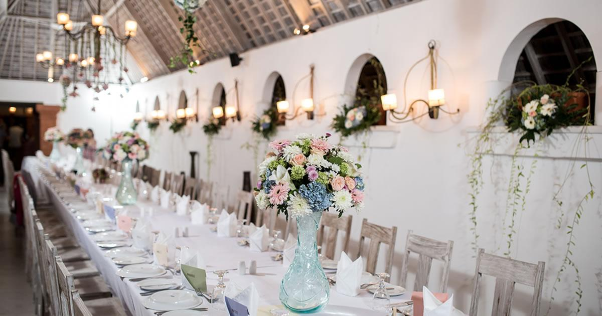Hacienda Villa Wedding