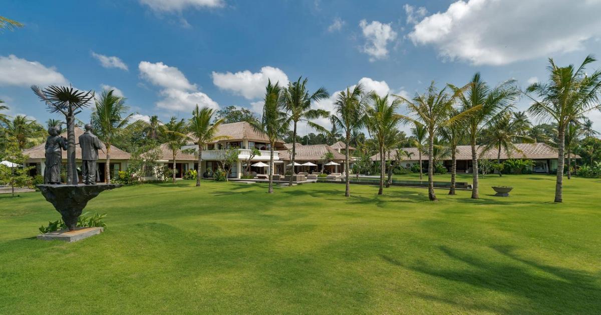 Kaba Kaba Estate Villa and Grounds Bali Villa Wedding