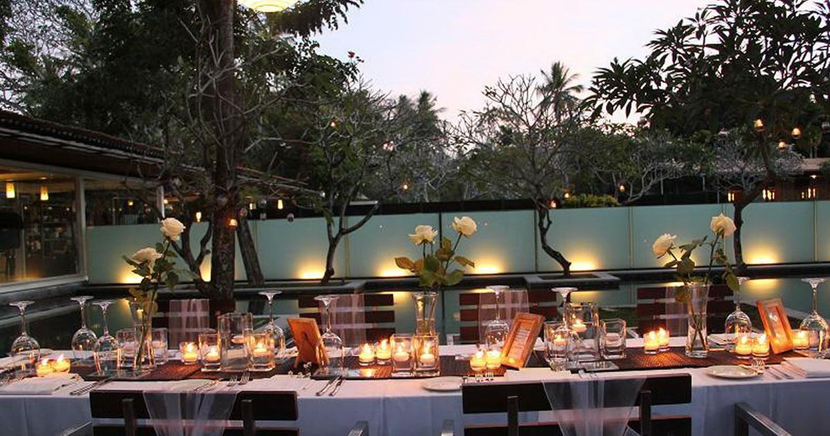 Kayumanis Bali Intimate Wedding Package