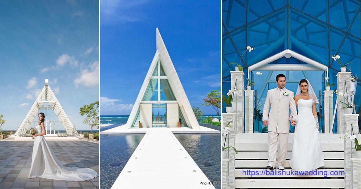 Paket nikah di chapel Bali