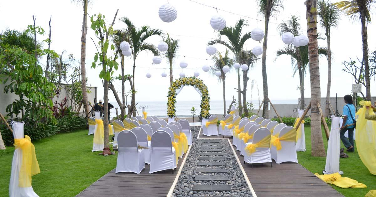 Pandawa Villa Bali Wedding Venue