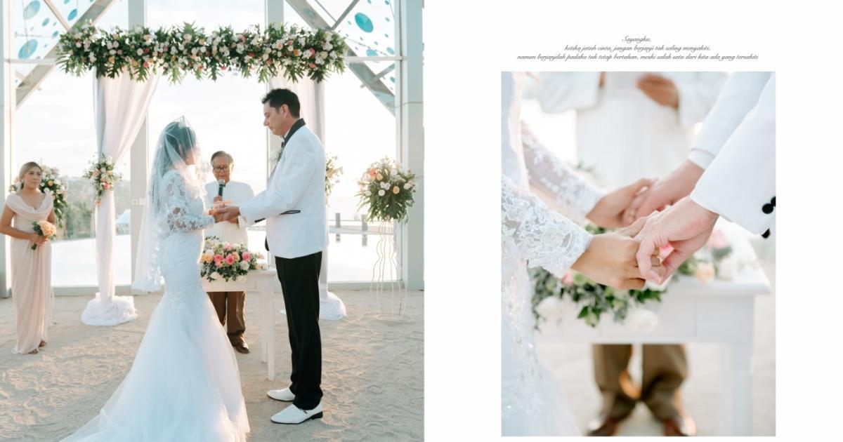Plan wedding in Bali