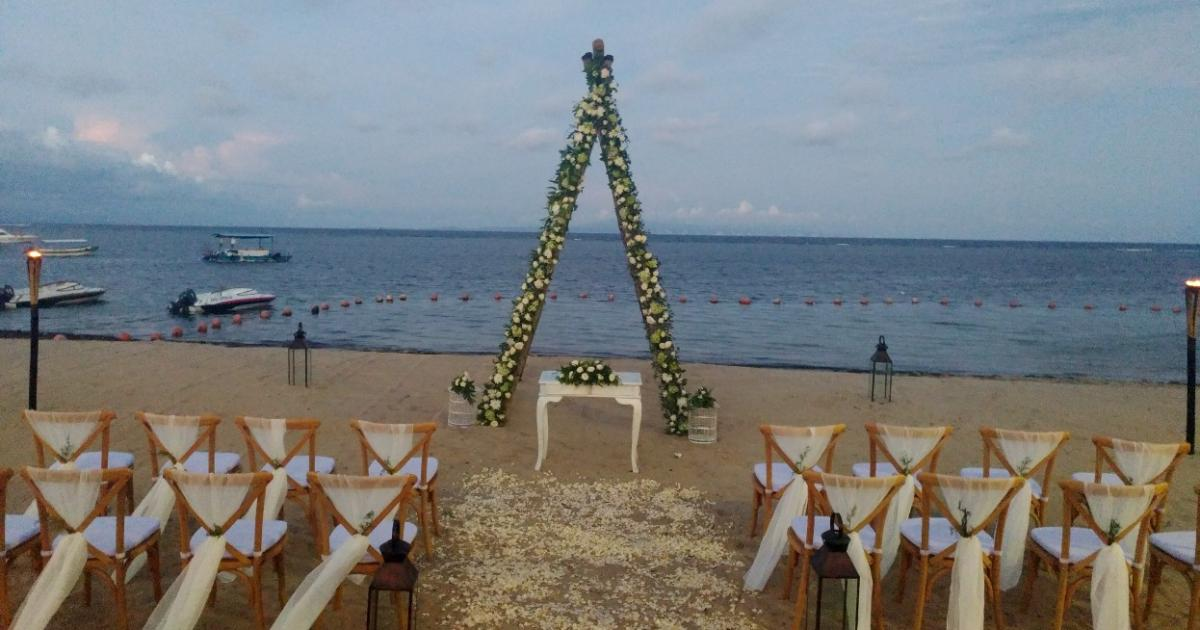 Sadara Resort Wedding