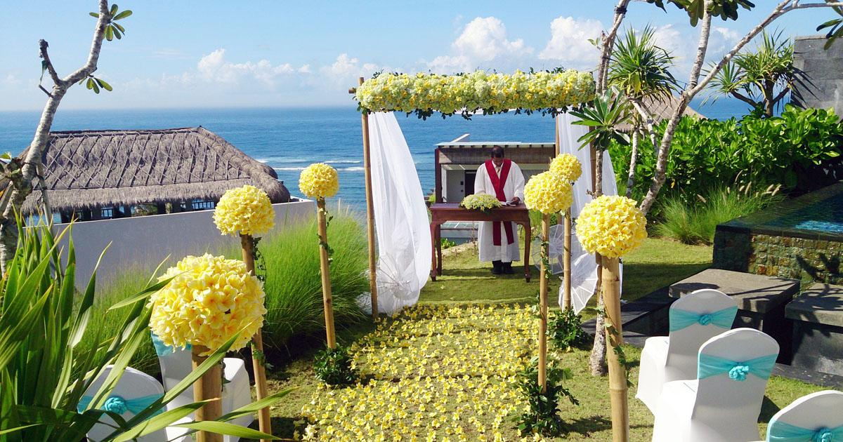 Samabe Resort - Bali Wedding Venue - Cover