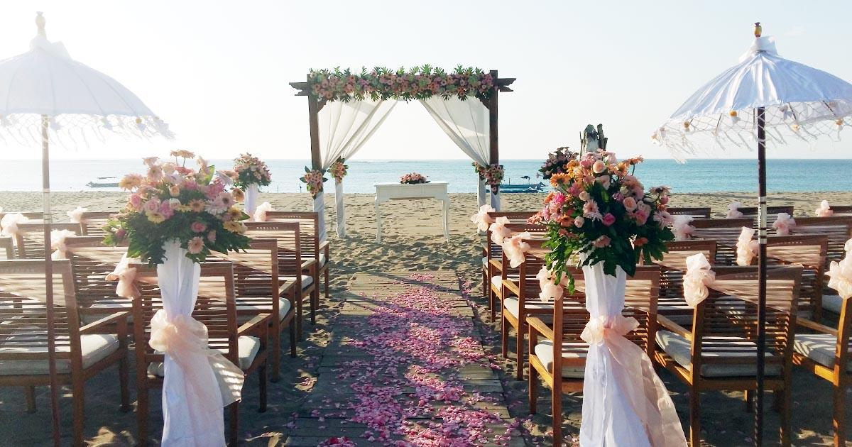 Sandi Phala Ma Joly Bali Wedding Venue