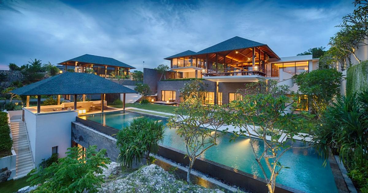 Sohamsa Ocean Estate Bali Villa Wedding