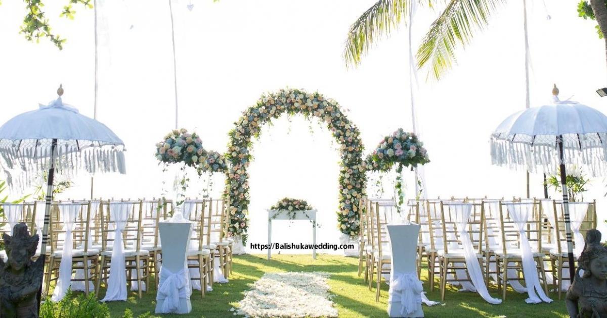 Tempat menikah Bali