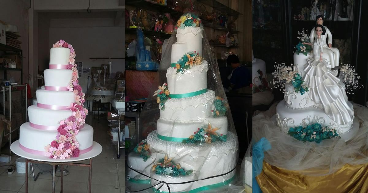 wedding cake vendor in Bali