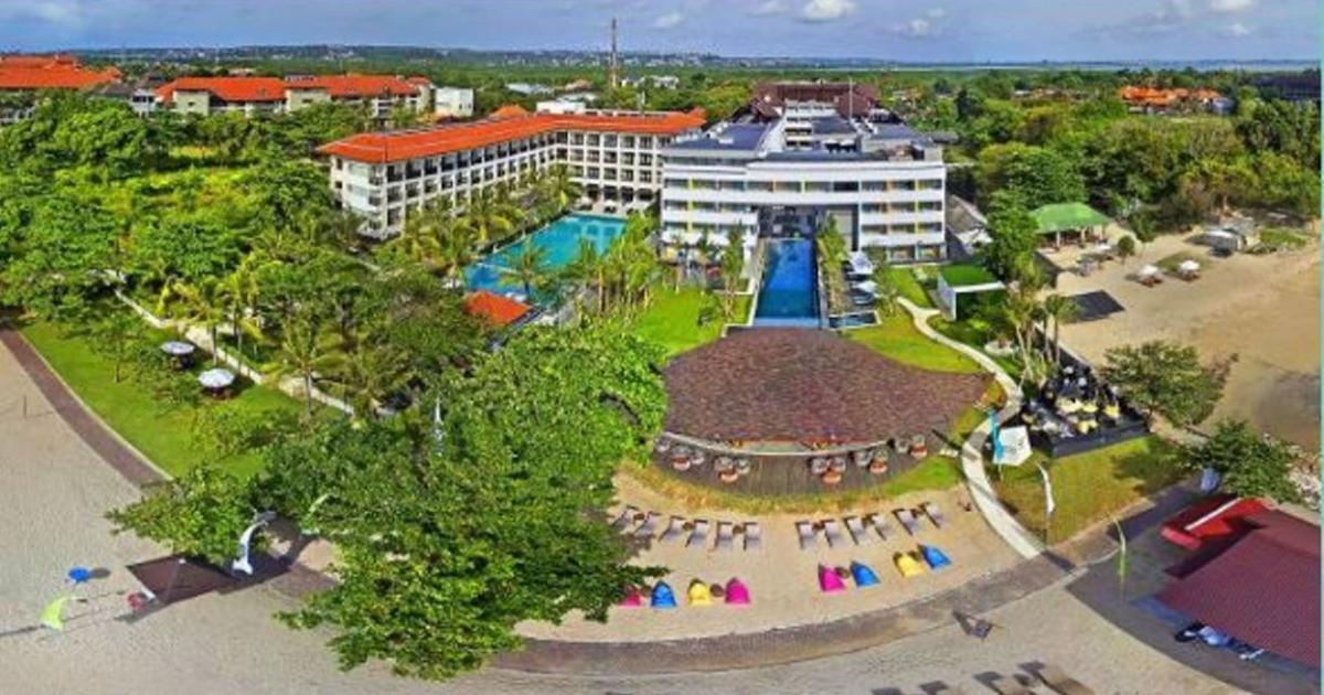 Tijili Hotel Benoa Bali Wedding Venue