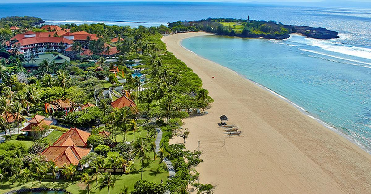 Grand Hyatt Bali Wedding Venue