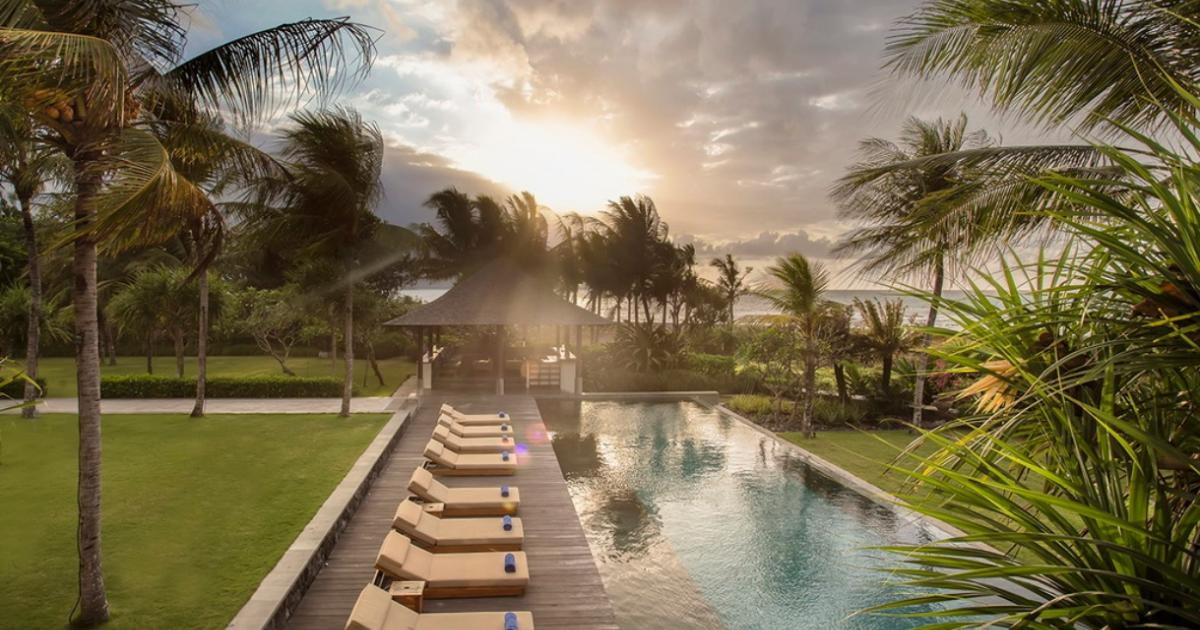 Jeeva Saba Bali Wedding Venue