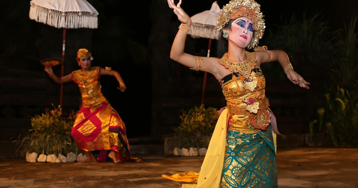legong dance