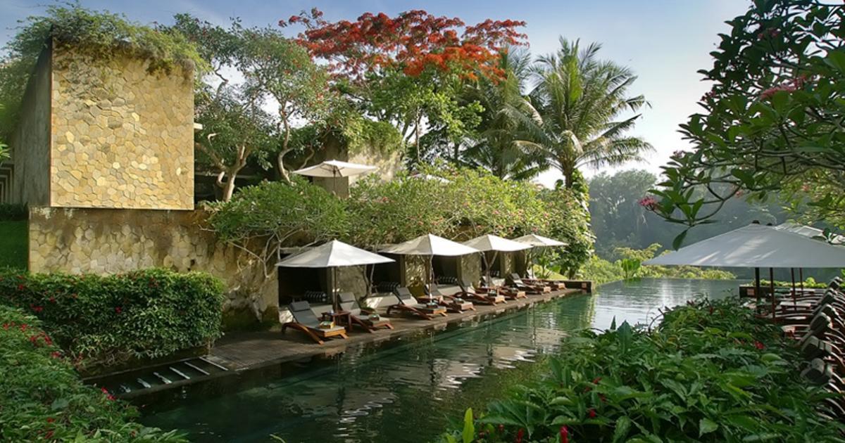 Maya Ubud - Bali Wedding Venue