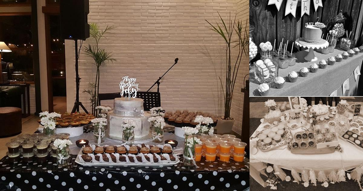 sweet corner Bali wedding