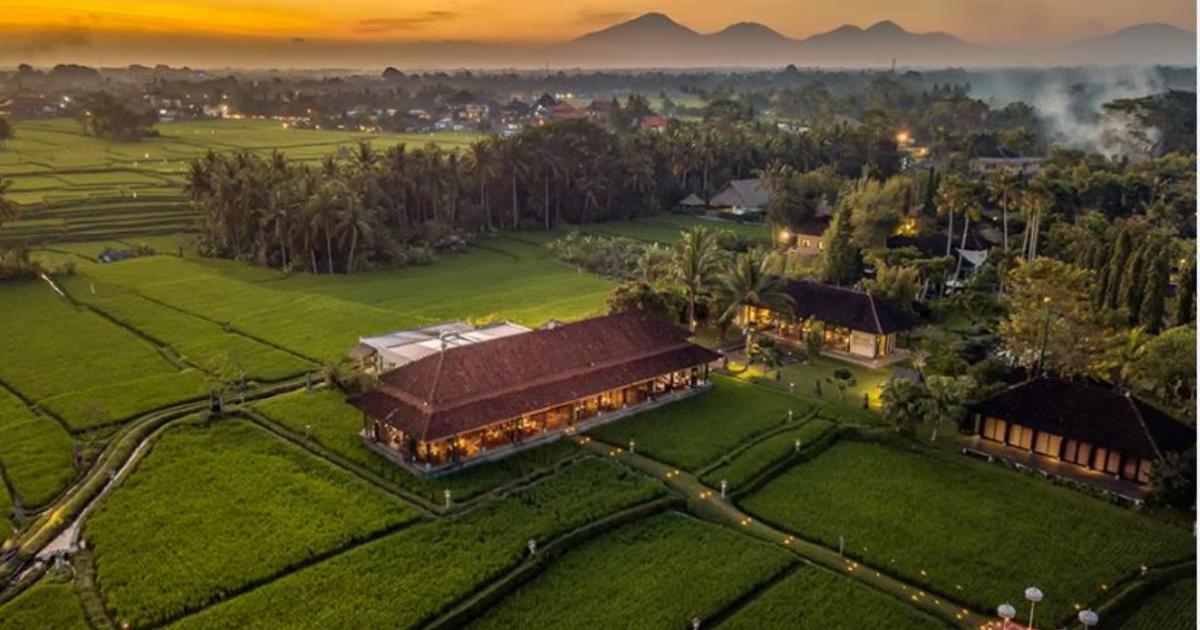 Tanah Gajah Ubud - Bali Wedding Venue