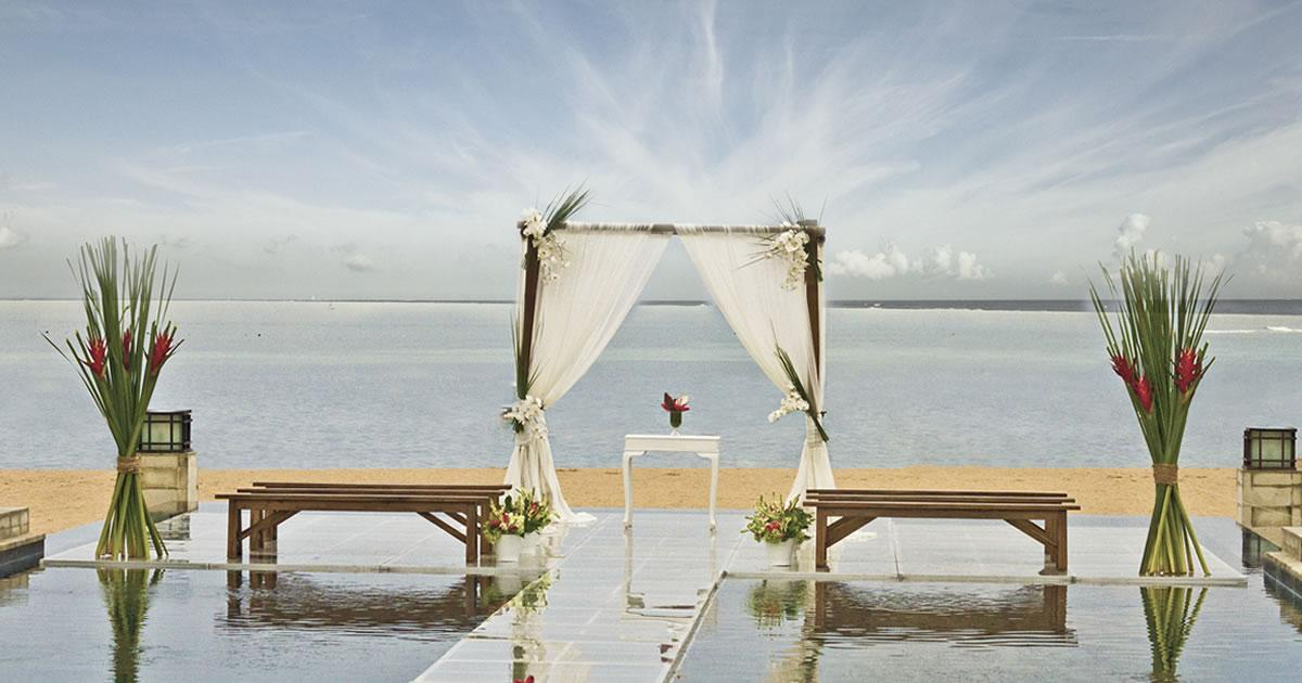 The sakala resort bali wedding