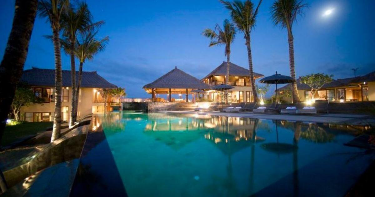 Villa Mary Bali wedding Venue