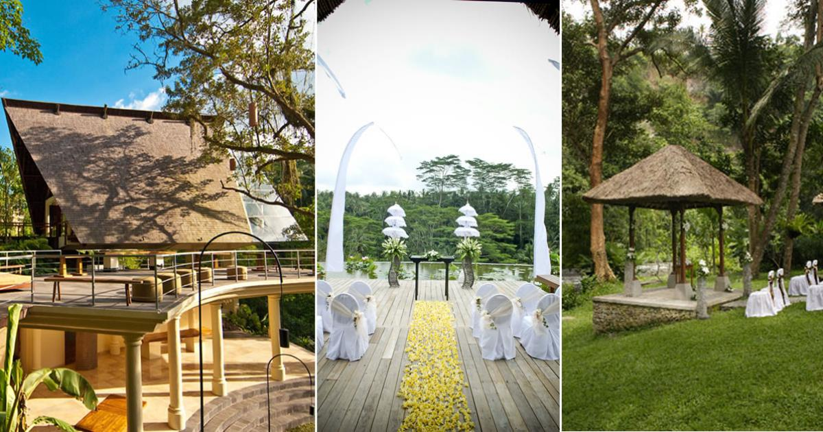 wedding in ubud