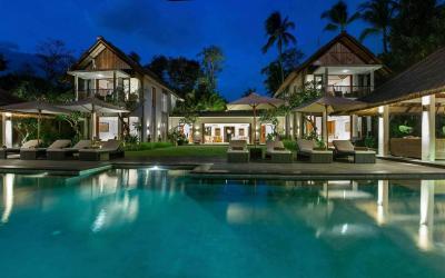 Seseh Beach Villas Complex